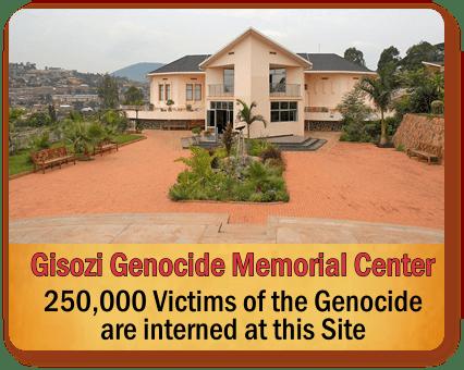 Rwanda - Never Again -The Gisozi Genocide Memorial Center - Kigali
