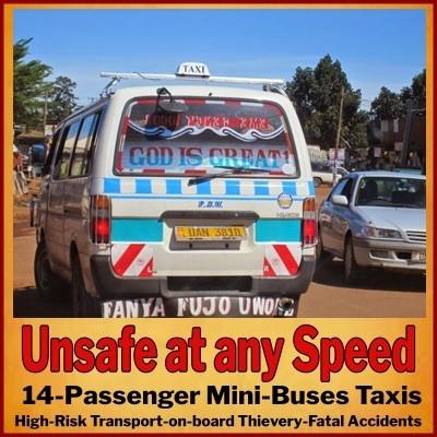 Helpful Tips for Getting Around Safely in Uganda
