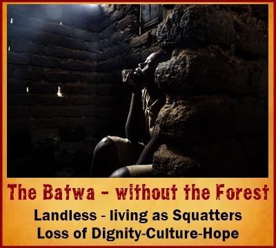 Batwa Tourist Visits