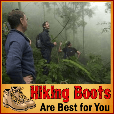 What to wear while Chimpanzee Trekking - the right Gear