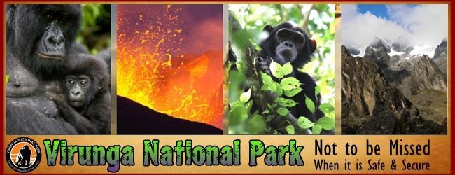 Visiting Virunga National Park