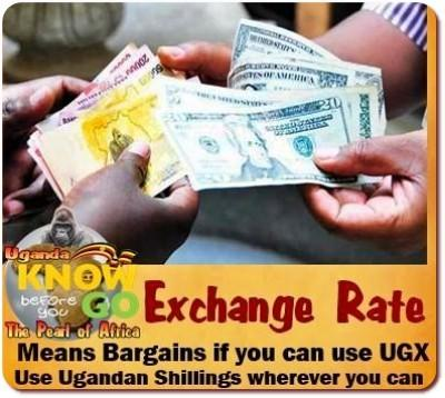 Helpful Uganda Money Information - Tips - Advice for Travelers and Visitors