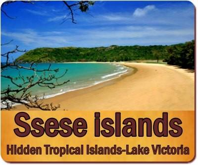 Ssese Islands - Tropical Islands - Lake Victoria