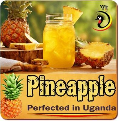 Ugandan Pineapples are simply the Best