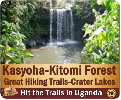 Hitting the Hiking Trails in and near Queen Elizabeth Park - Uganda