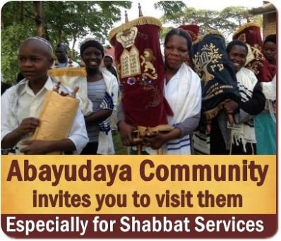Visit the Abayudaya - the Jews of Uganda near Mbale - Sipi Falls