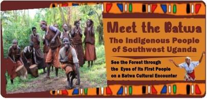 Visiting the Batwa People  in Uganda-The First People of the Forest