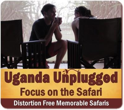 Uganda Unplugged on Safari - The Inner and outer Journey