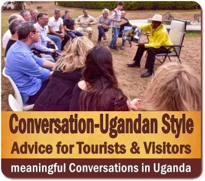 Art of Communicating in Uganda