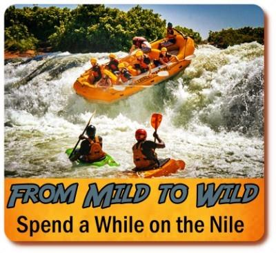 Spend a While on the Nile Luxury Safari in Uganda the Pearl of Africa