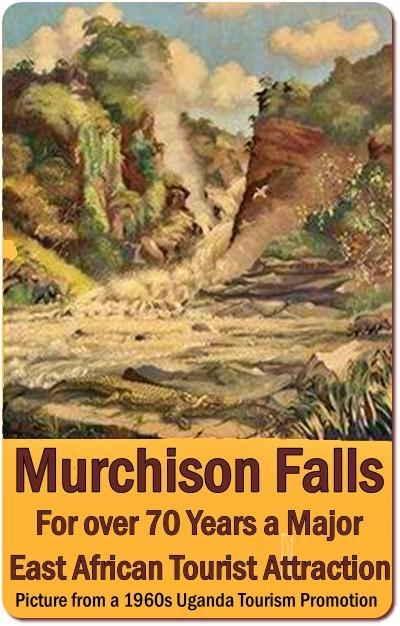 NO DAM-Save Murchison Falls - the most powerful Waterfall in the World