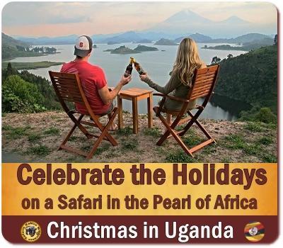 Christmas Gorilla Safari Holiday in Uganda the Pearl of Afric