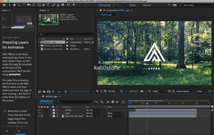 Adobe After Effects CC 2020 Crack V17.6.0.46 Full Version + Keygen