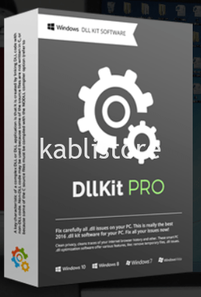 DLL Kit Pro Crack + DLL files fixer 3.3.92 Premium Version License Key