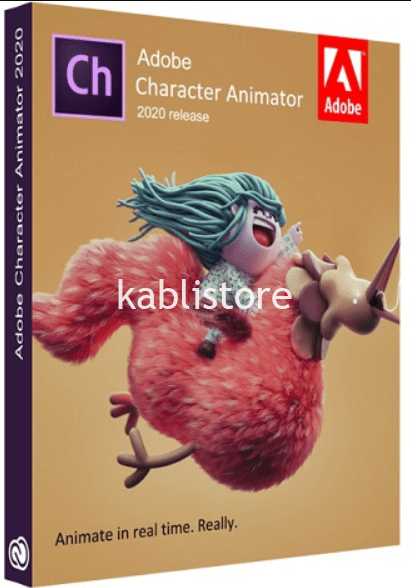 Adobe Character Animator CC 2020 Crack V3.4.0 Full Keygen {Latest}