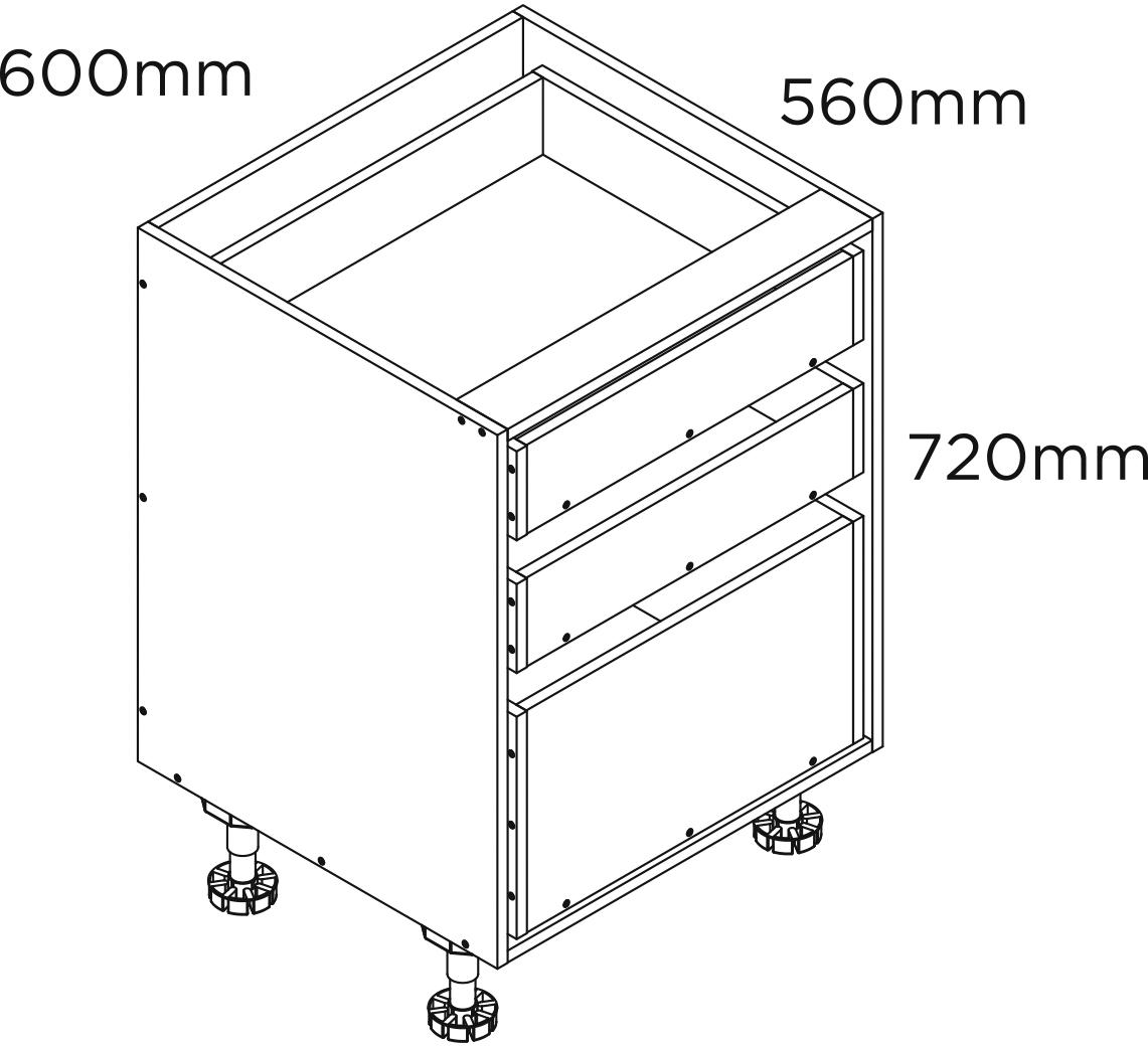 kitchen drawer box