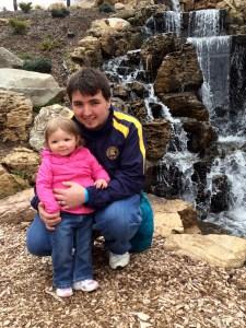 At the Arboretum