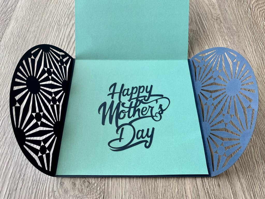 Free Personalize and send to a recipients email, facebook, or twitter. Mother S Day Free Card Svg And Sentiment Kabram Krafts SVG, PNG, EPS, DXF File