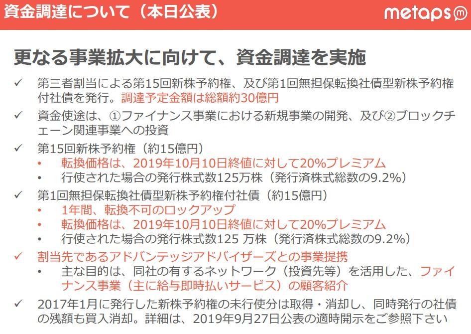 20191011-metaps第4四半期決算02