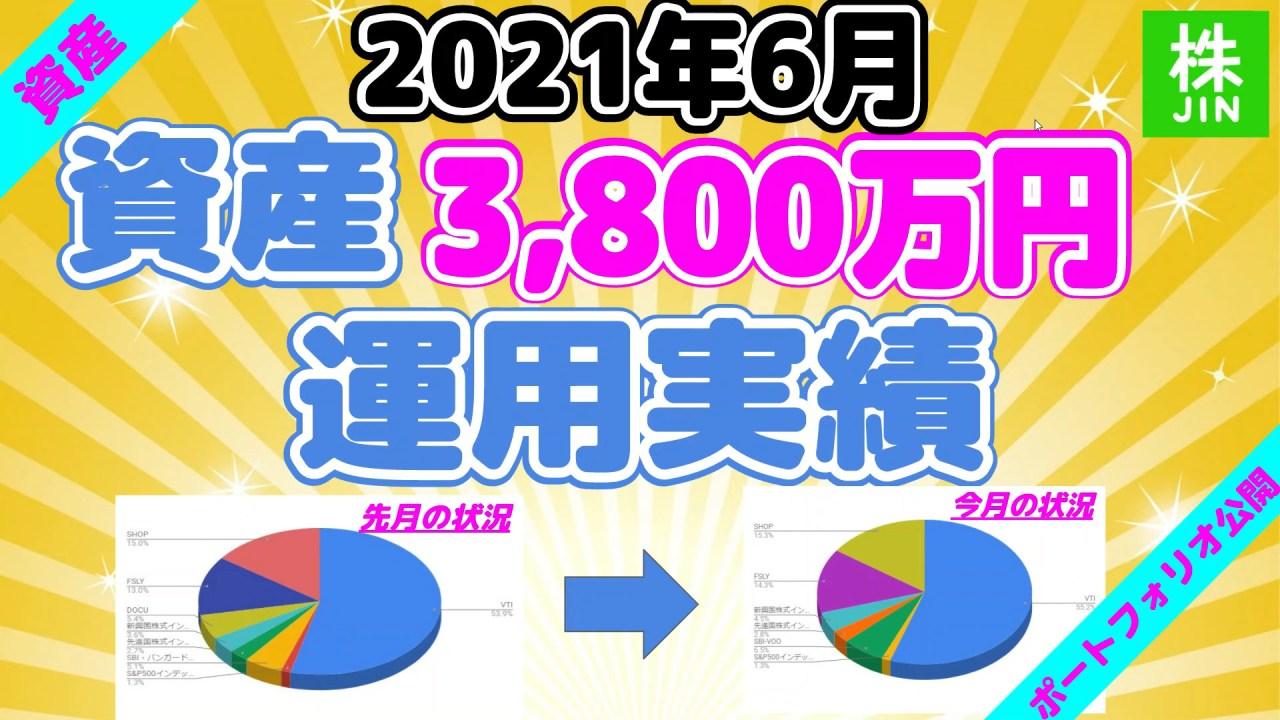 202106-資産運用実績