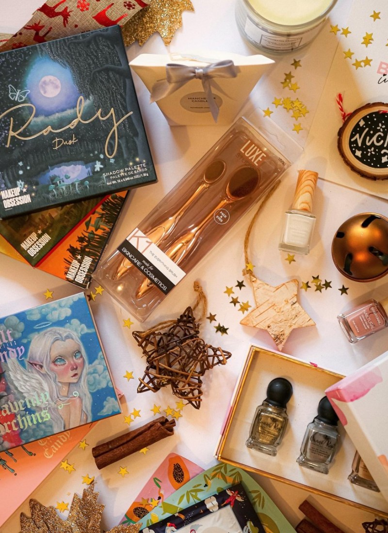 Cruelty Free Christmas Gift Guide: Edit 1