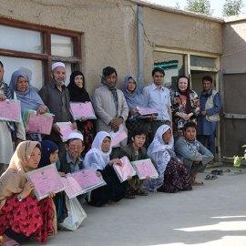 Roqia Center, Couples Literacy Class, Graduation 2017