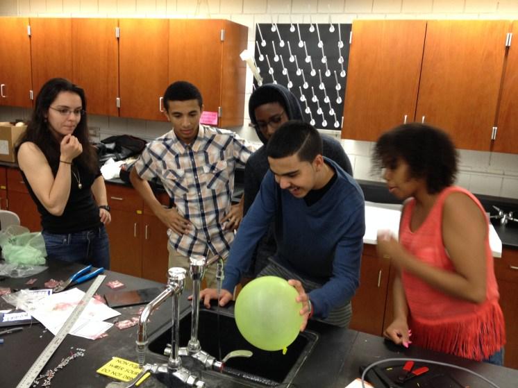 Having fun with electrostatics at the Harvard Summer Academy