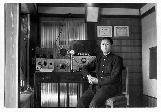 佐藤先生(無線)