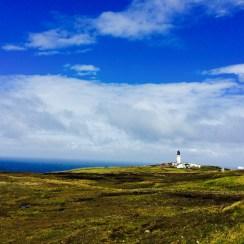 Cape Wrath lighthouse