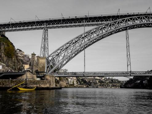 Luis I. bridge