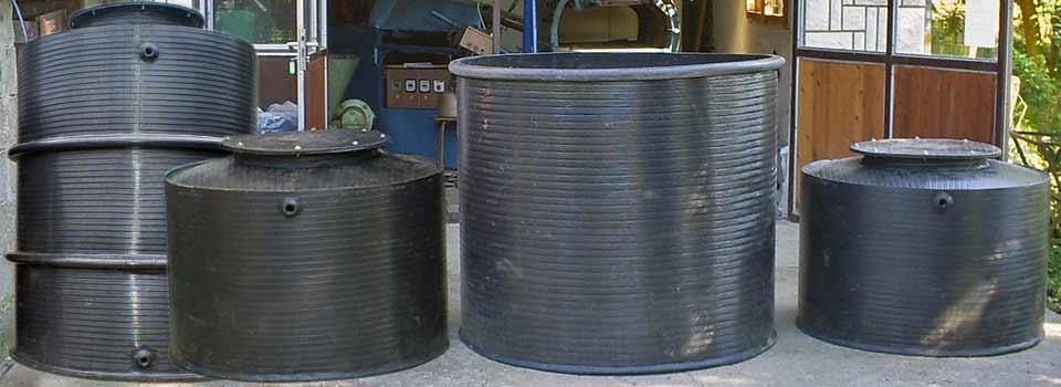 plastični rezervoari vertikalni