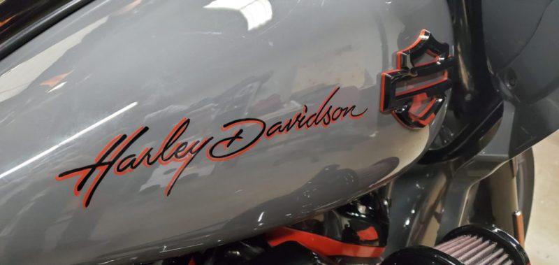 Harley Davidson Road glide CVO