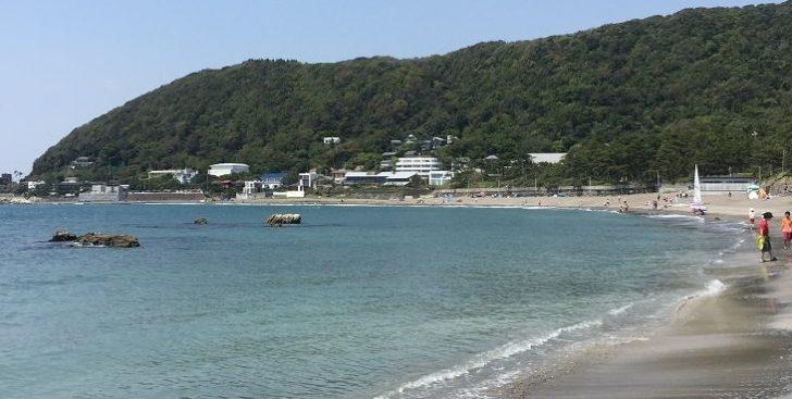 綺麗な浜辺