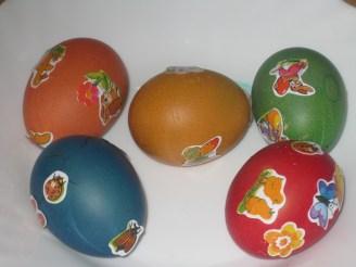 Making European Easter Eggs