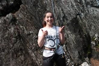Rock Climbing in Vermont, '14