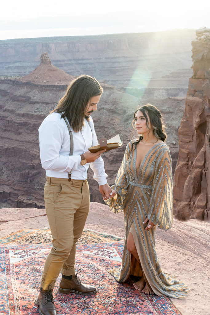 How to get married in Moab