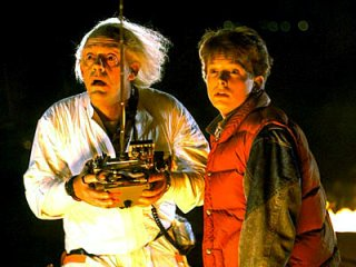 Back to the Future (Marathon)