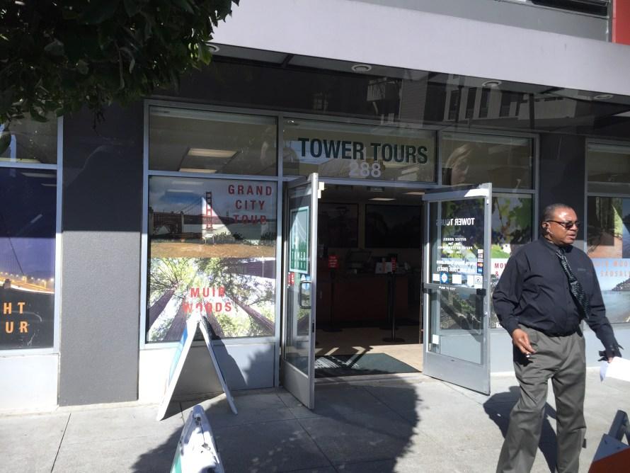 Tower Toursオフィス