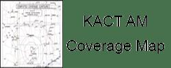 KACT AM Coverage Map