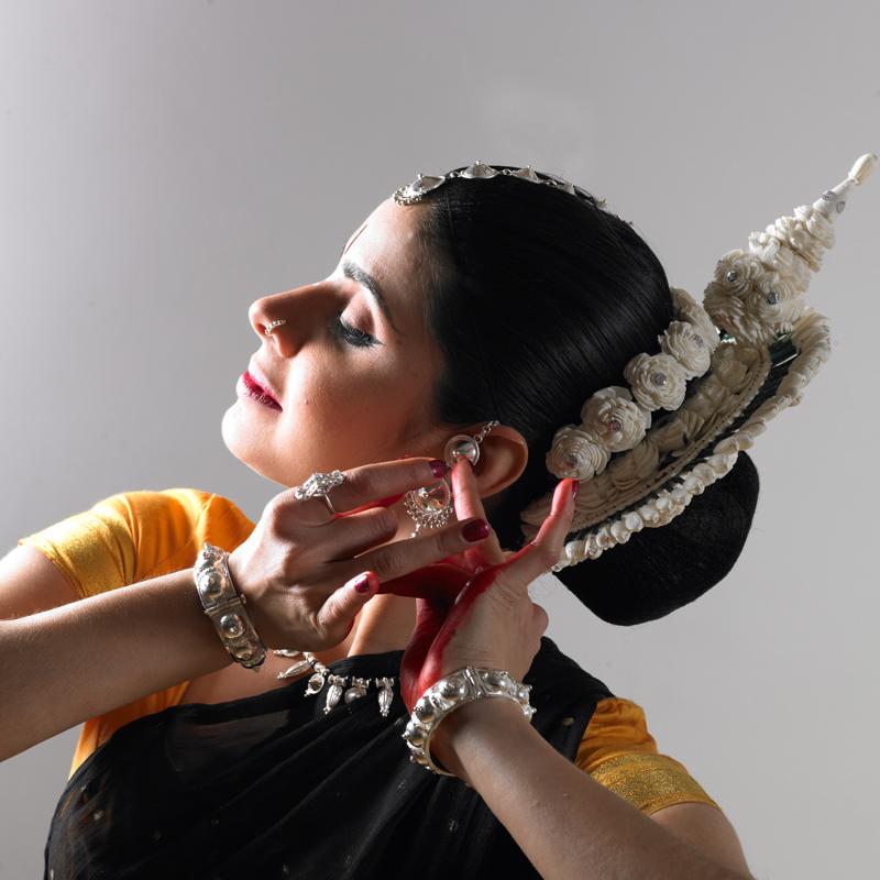 Odissi Dancer - Khavita Kaur