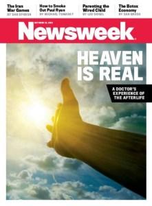 Heaven is Real Newsweek October 2012