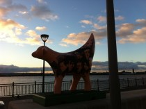a Lambanana in Liverpool