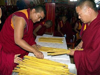 monks forced to vote