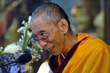 Geshe Kelsang Gyatso teaching 3