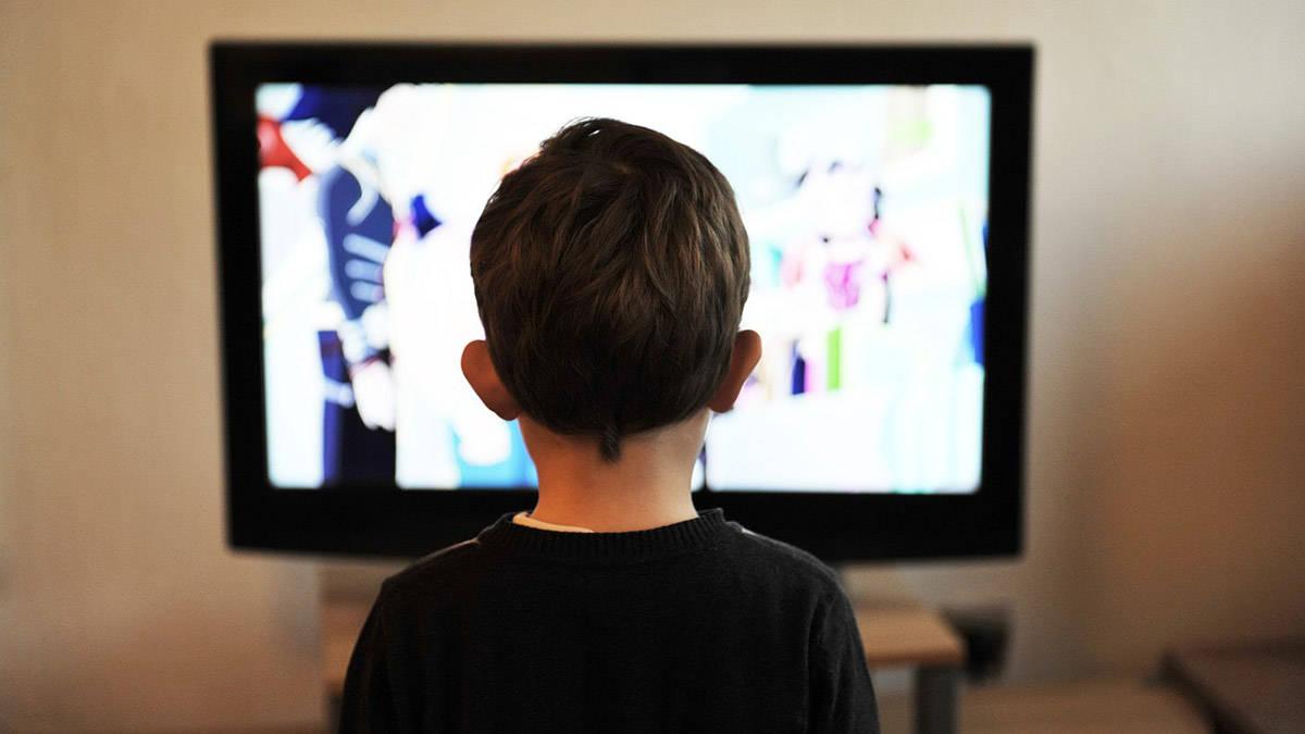 Деца и ТВ