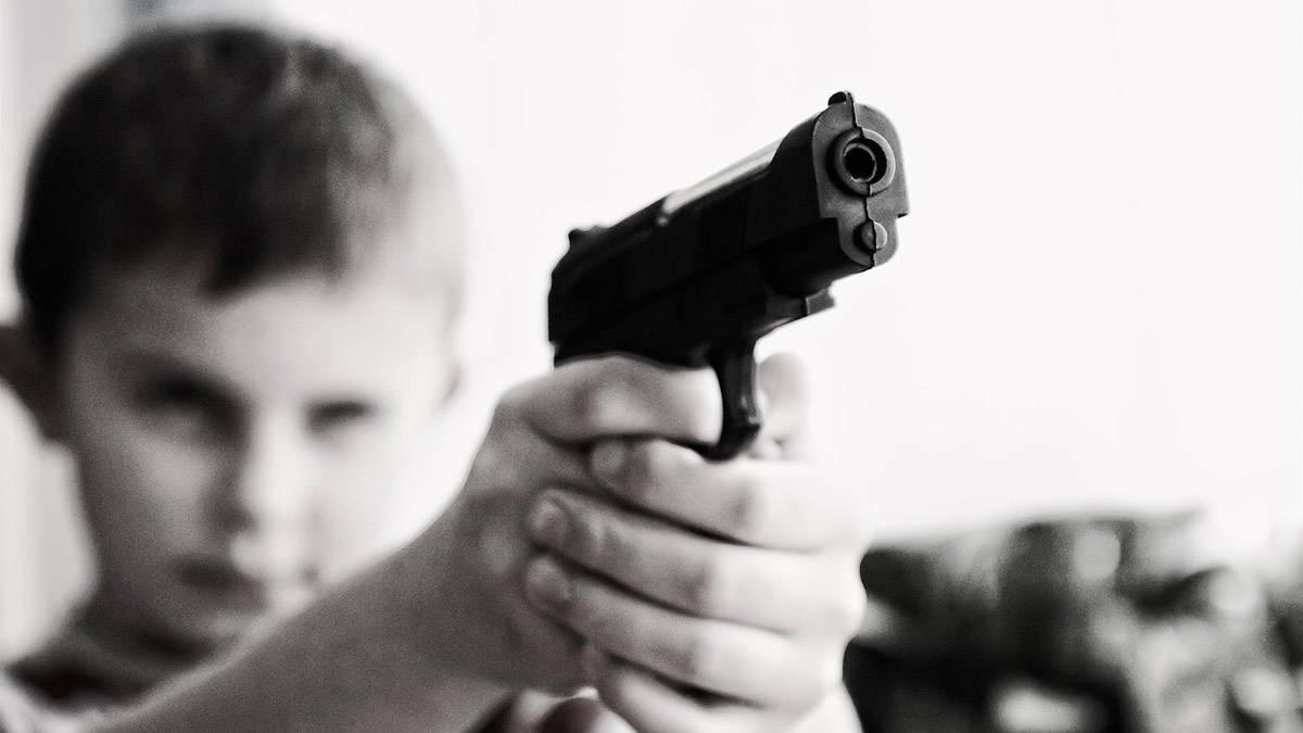 Деца и насиље на телевизији