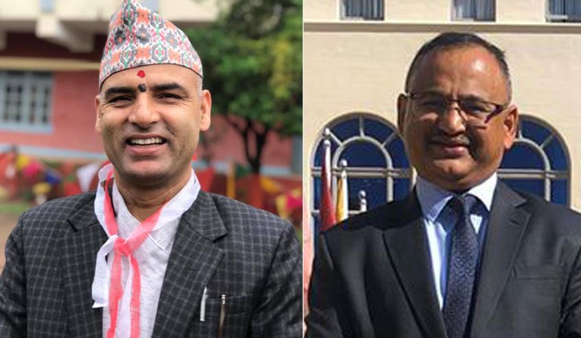 काठमाण्डौ प्रहरी प्रमुखमा श्यामलाल ज्ञवाली र अपराध अनुसन्धान महाशाखा टेकु मा दिप थापालाई खटाईयो