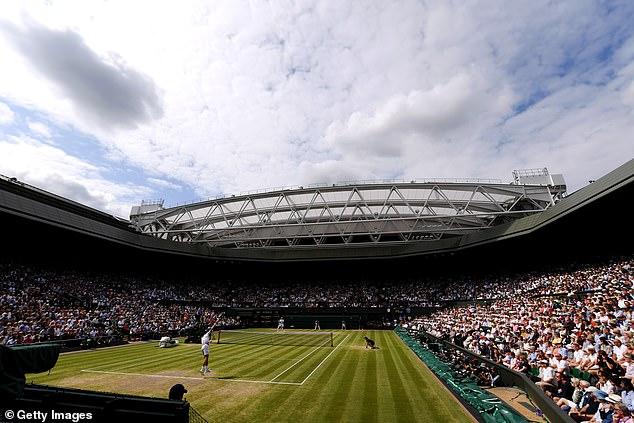 टेनि प्रतियोगिता विम्बल्डन रद्द
