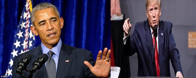 ओबामाले ट्मको कडा विरोध गर्दै आगामी चुनावमा जो बिडेनको समर्थन गर्ने बताए