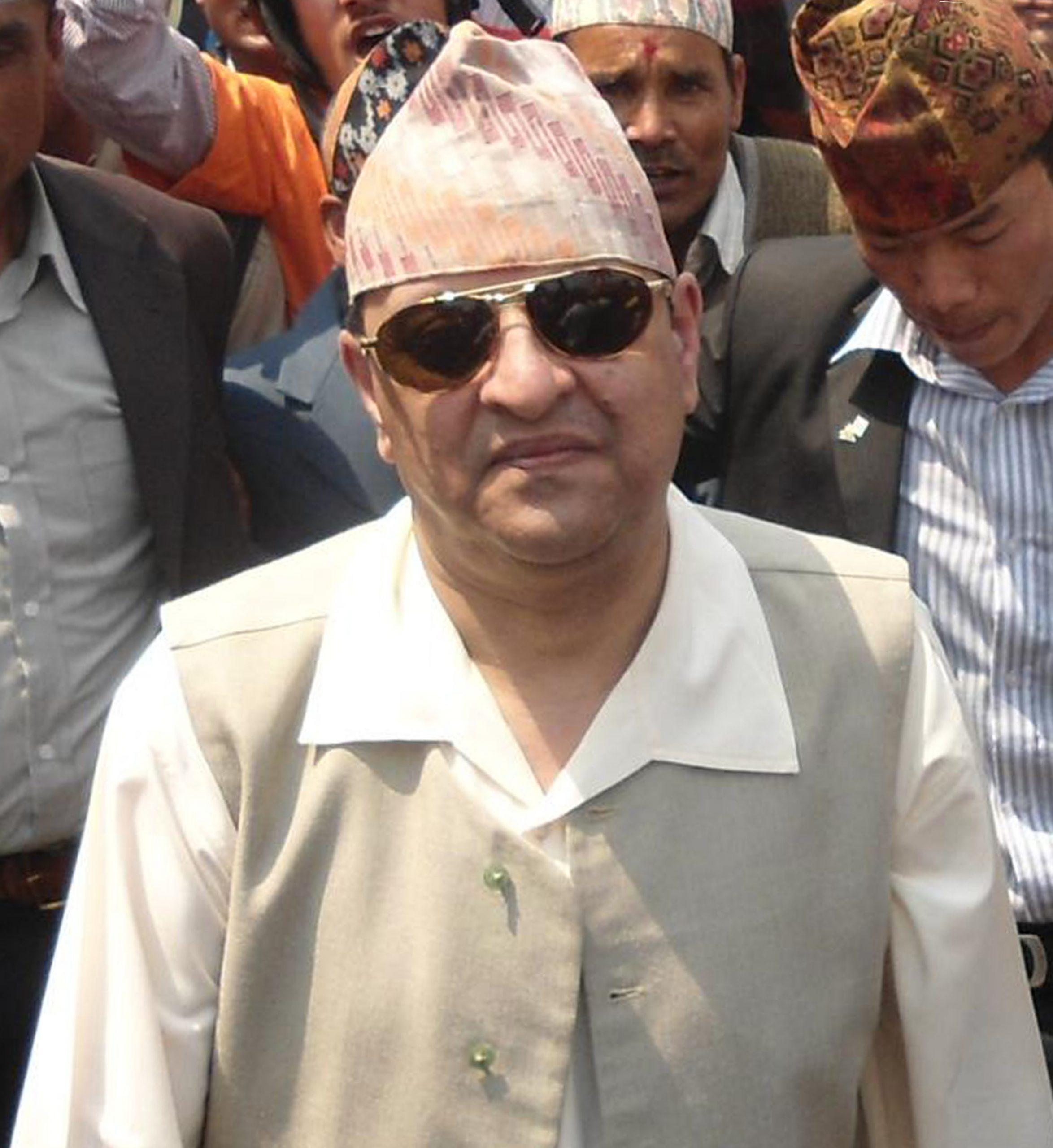 पूर्वराजा ज्ञानेन्द्र झापामै रोकिए, उनको काठमाण्डौं आउने पास गृहले रद्द गरिदियो